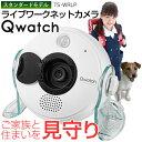 【送料無料】I・O DATA/アイオーデータ ネットワークカメラ Qwatch TS-WRLP【スマホでカメラ映像をチェック】高画質 監視 防犯カメラ Wi-Fi ペット 子供 介護