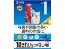 サンワサプライ/IJ用スーパーファイン用紙 A3 100枚/JP-EM5NA3-100