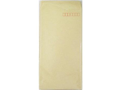 クラフト封筒 長3 70g/m2 100枚/フ-604