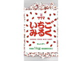 サクマ製菓/いちごみるく1kg