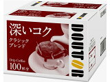 ドトール/ドリップコーヒークラシックブレンド100杯