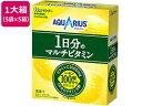 コカ・コーラ/アクエリアス1日分のマルチビタミンパウダー 1L用 5袋入*5箱