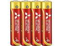 三菱電機/アルカリ乾電池単4形 4本/LR03GD/4S