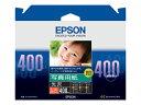 エプソン/写真用紙 光沢 L判 400枚/KL400PSKR