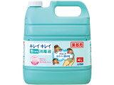 ライオンハイジーン/キレイキレイ泡で出る消毒液 4L