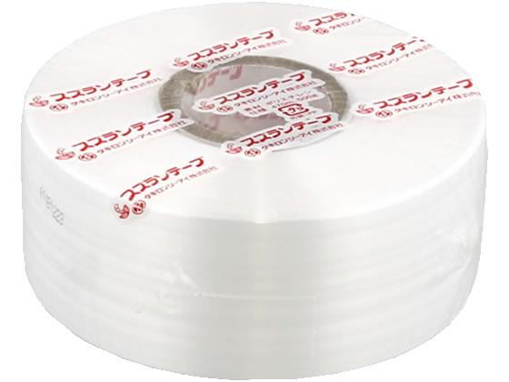 タキロンシーアイ化成/スズランテープ 50mm*470m 白