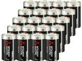 三菱/マンガン乾電池 単1形 20本入/R20PU/20S