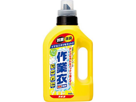 カネヨ石鹸/作業衣専用洗剤 ジェル