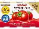 ショッピングトマトジュース カゴメ/トマトジュース食塩無添加 190g×6缶パック【ココデカウ】