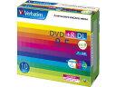 �С��٥�����/DVD+R DL 8.5GB �ǡ������� 8��® 10��ڥ����ǥ�����