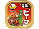 日本ペットフード/ビタワングー 成犬用 ビーフ・野菜 100g/G-3
