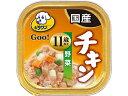 日本ペットフード/ビタワングー 11歳以上 チキン・野菜 100g/G-8