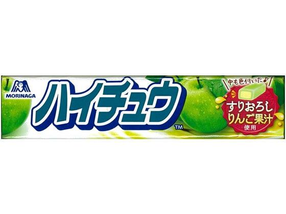 森永製菓/ハイチュウ グリーンアップル スティック 12粒【ココデカウ】