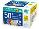 エコリカ/リサイクルインク 6色パック/ECI-E506P/BOX