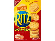 モンデリーズ・ジャパン/リッツ チーズサンド 9枚×2パック