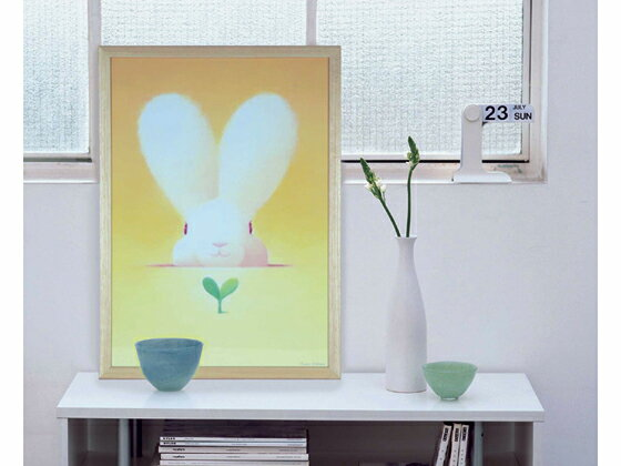 アートプリントジャパン/ステインパネル 木製フ...の紹介画像3