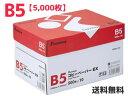 Forestway/高白色コピー用紙EX B5 500枚×10冊