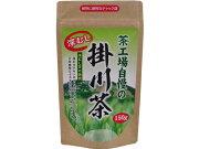 大井川茶園/茶工場自慢 深蒸し掛川茶 150g【ココデカウ】
