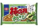 亀田/亀田の柿の種 わさび 6袋 182g