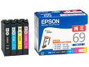 エプソン/インクカートリッジ 4色パック/IC4CL69