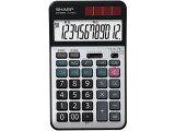 シャープ/中型卓上12桁実務電卓/EL-N942-X