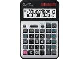 シャープ/大型卓上12桁実務電卓/CS-S952-X