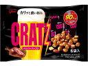 グリコ/クラッツペッパーベーコン6袋