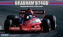 【中古】フジミ模型 1/20 グランプリシリーズNo.49 ブラバム BT46B 1978 スウェーデンGP 1 ニキ ラウダ