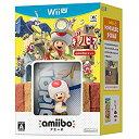 【中古】進め キノピオ隊長 amiiboセット - Wii U