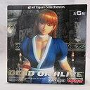 【中古】K・TフィギュアコレクションDX DEAD OR ALIVE デッド・オア・アライブ かすみ Aバージョン フィギュア 単品 食玩 海洋堂