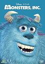 【中古】Monsters Inc. Region 2 Requires a Multi Region Player DVD
