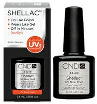 ●【CND/シーエヌディー】 shellac/シェラックパワーポリッシュ UVベースコート 7.3ml【RCP】