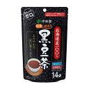 伊藤園 伝承の健康茶 北海道産100%黒豆茶 ティーバッグ 14袋【ポイント10倍】【フラリア】