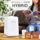 【DEAL 30%ポイント還元】 上から給水 ハイブリッド加...