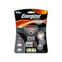 Energizer(エナジャイザー) ヘッドライト ブラック HDL2505BK 【アウトドア 屋外 防水 LED ライト ハイスペック】
