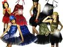 【ダンス衣装】Dancing!!スパンコール&シフォン☆キャミワンピース(BMWG-01)【キッズダンス 衣装/ダンス衣装/ダンス 衣装/DANCE/エレクトー...