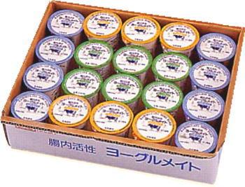 ホリ乳業腸内活性ヨーグルメイト3種詰合せセット(No.1)