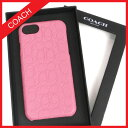 コーチ COACH iPhone7ケース iPhone8ケー...