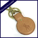 [free shipping (special delivery email service)] polo Ralph Lauren Polo Ralph Lauren leather key ring mra1210-0001ko