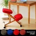 プロポーションチェア 椅子 イス チェア 正しく座って腰の負担も大幅カット プロポーションチェアー ブルー 大人 バランスチェア 職場 子供