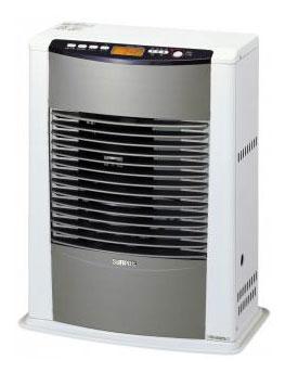 サンポット:FF式石油暖房機 FF式温風コンパクトタイプ FF-633TL