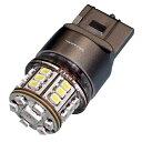 VALENTI(ヴァレンティ) LEDバルブ LED数 25SMD(27chip) オートバイ専用 T20ダブル レッド&ホワイト B12-T20WRW-1