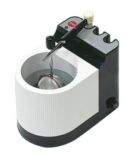 TOP WELL(トップウェル):ジュエルリフレッシャー L21005 【ポイント10倍】銀及び貴金属の変色の除去と艶出しに!電解洗浄機 L21005