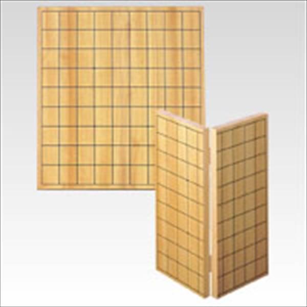 クラウン:将棋盤 (折盤) 材質:ラワン 外寸:縦330×横300mm CR-SY50 07520