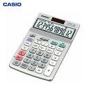 カシオ計算機(CASIO):グリーン購入法適合電卓 ジャストタイプ 12桁 JF-120GT-N
