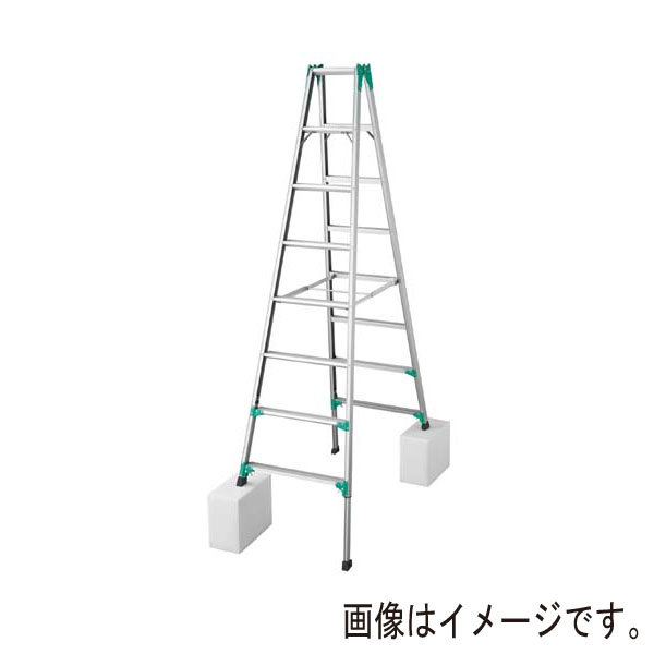 長谷川工業:アルミ専用脚立脚部伸縮式 RYZ1.0-30