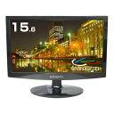ブロードウォッチ:15.6INCH ハイビジョン対応LCD モニター(VGA) LCD-A016