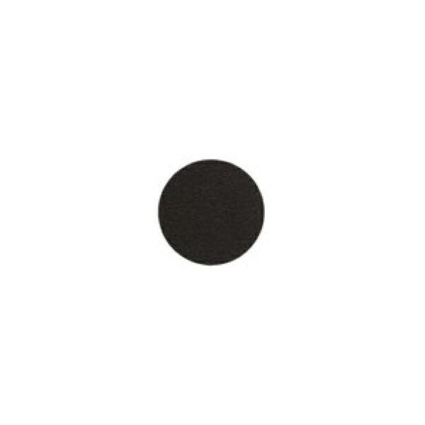 シンビ:フェルトコースター 丸 #101-2 ブラック 5316070