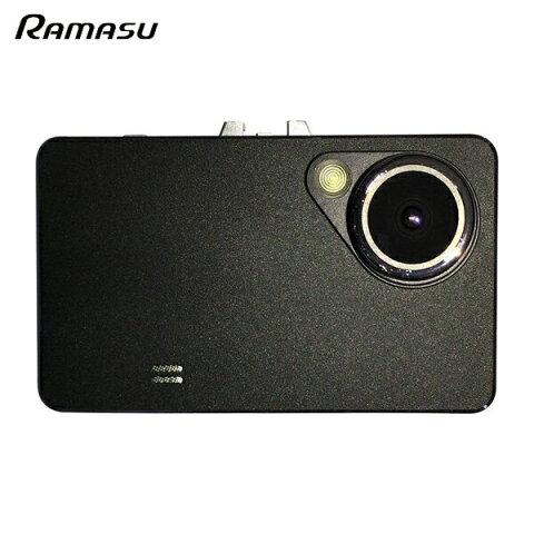 【後払い不可】RAMASU(ラマス):高画質ドライブレコーダー RA-D270