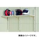 【代引不可】田窪工業所:タクボ物置 オプション サイド棚 20+20用 NST-14